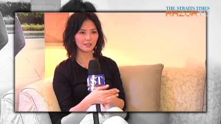 "Is Stef Sun a ""Tiger Mum""? (New mom Stefanie Sun Pt 1)"