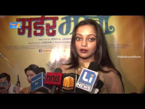 Bollywood Hot Celebs @ Murder Mystery Marathi Movie| Screening P2