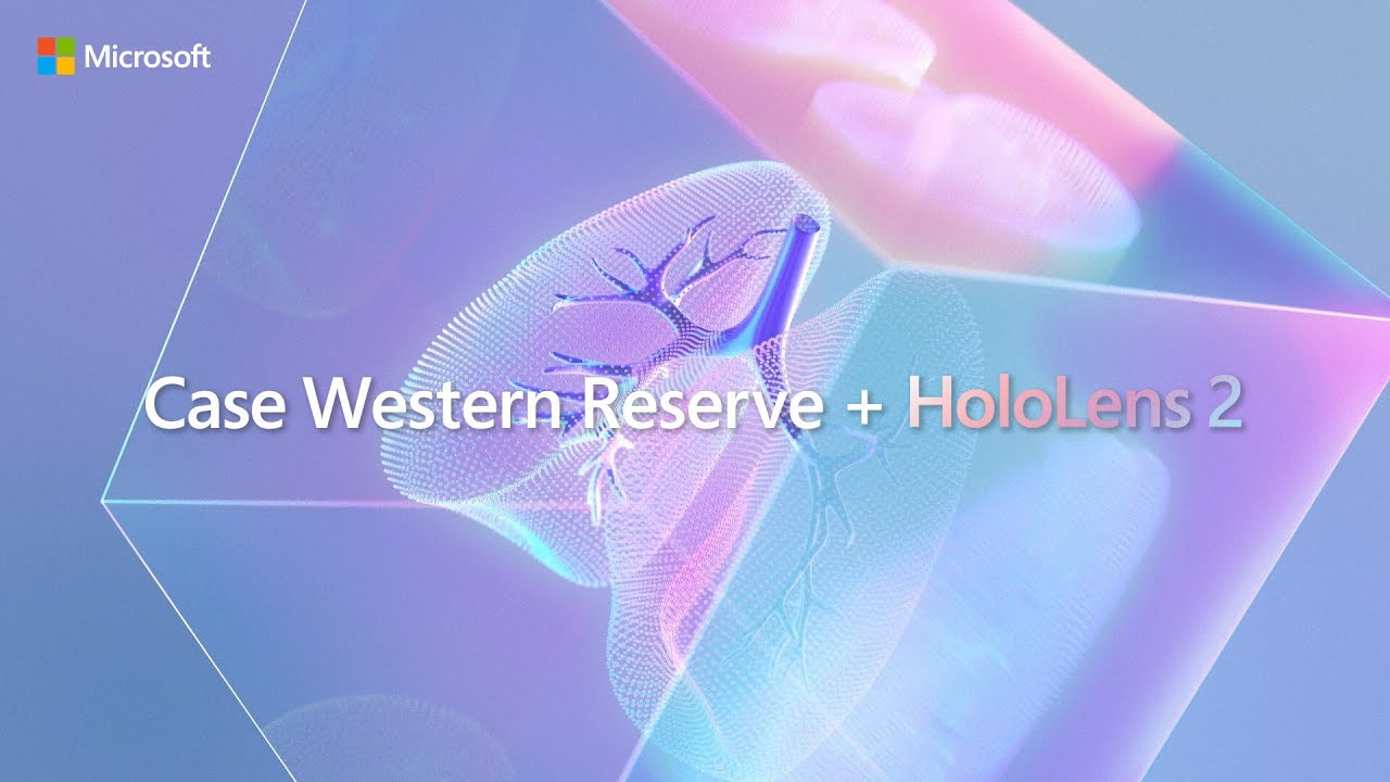 Case Western Reserve University reinvents education with HoloLens 2
