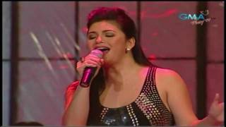 AMERICAN IDOL Medley (Highest Versions) - Regine Velasquez at 40 [HD]