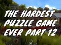 The Hardest Puzzle Game The Witness 12