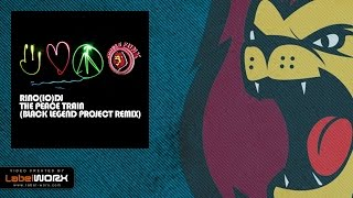 Rino(IO)DJ - The Peace Train (Black Legend Project Remix)