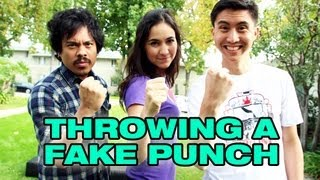 How To Throw a Fake Punch