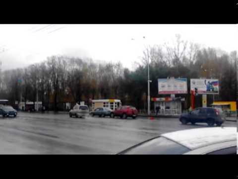 Авария на пр. Ленина