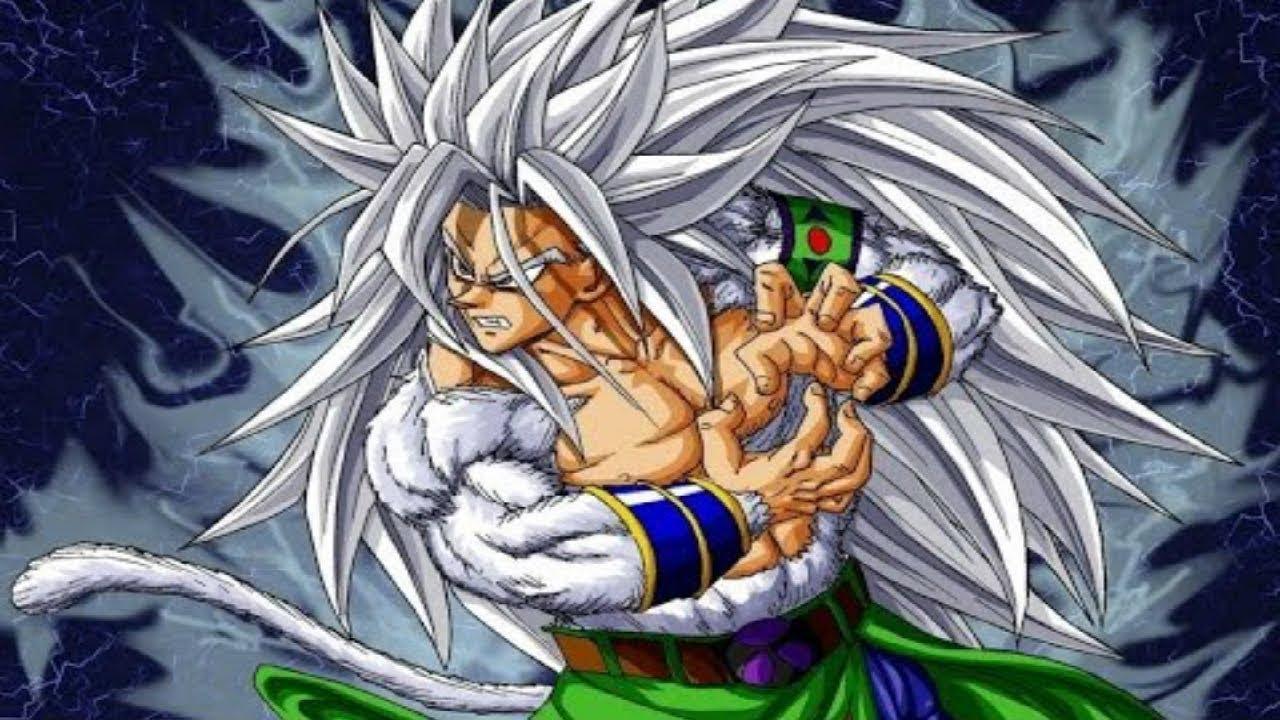 Como Desenhar Goku Super Sayajin 5 Youtube