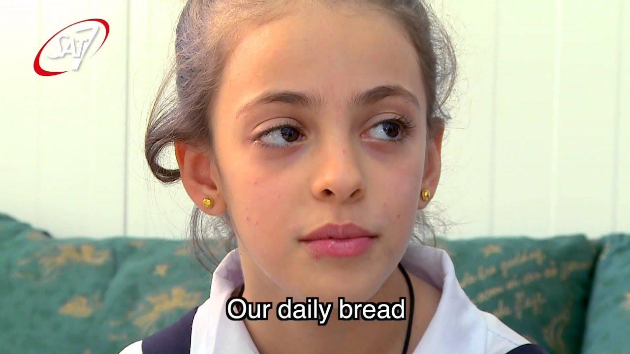 Mariyam, Iraqi Christian Girl...Testimony