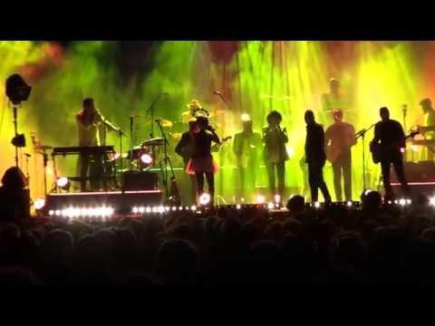Michel Fugain et Pluribus - Concert a Béziers 2015