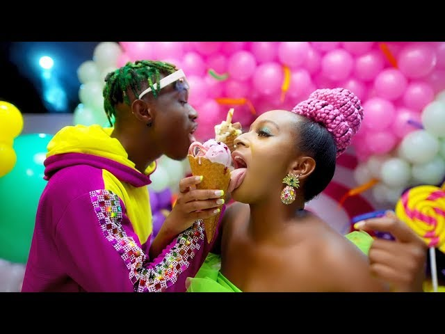 Cuppy Ft. Zlatan - Gelato (Official Music Video)