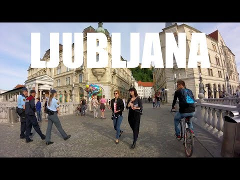 LJUBLJANA, the Capital of Slovenia: Is It Worth Visiting?