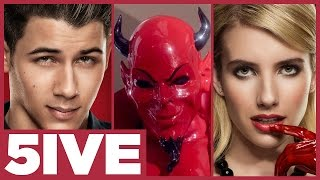 Scream Queens | Who is the Red Devil?(Since the much-anticipated premiere of Scream Queens happened, I'm sure it has been on everyone's minds.. who is the Red Devil?? So, we thought we'd ..., 2015-09-30T01:16:02.000Z)