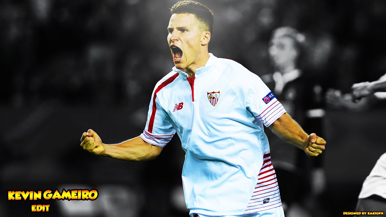 EDIT KEVIN GAMEIRO by KakiGFX