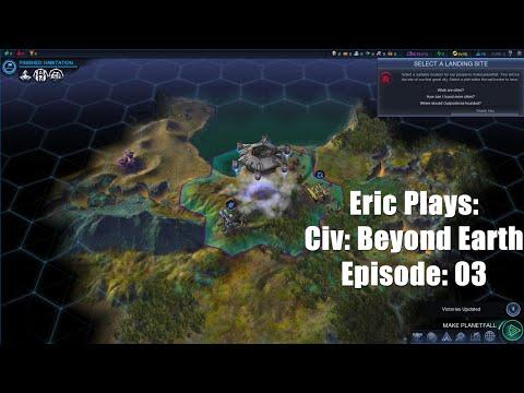 #ExtraLife: Civ: Beyond Earth Episode 03 - Titanium Dreams