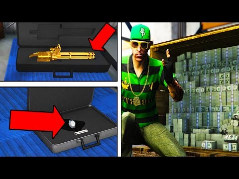 GTA 5 DLC INSANE CEO $10,000,000 MONEY MAKING & ULTRA RARE DIAMOND SPECIAL ITEM! (GTA 5 ONLINE)