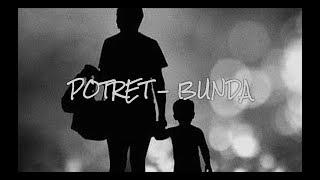POTRET - BUNDA  LYRICS
