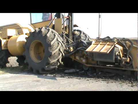 Field Drainage Tile Youtube