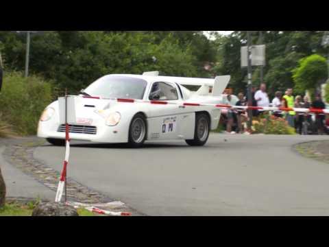 Autostadt // Walter Röhrl im Audi Gruppe S-Prototyp beim Eifel Rallye Festival