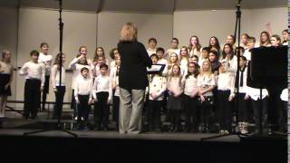 The Tailor Of Gloucester, Armstrong Elementary school choir