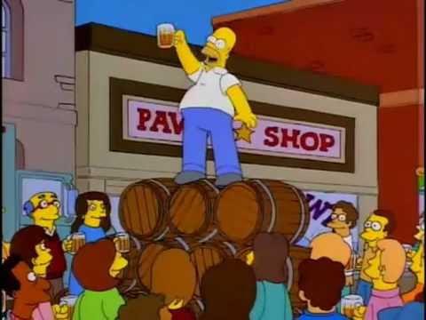 Homero contra la prohibición (audio latino)