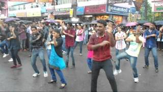 IMK-UIM Adoor Flash Mob 2014