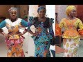 💚💚💚 African Fashion Compilation  Lovely Skirt and Blouse, Short and Long Gown Styles