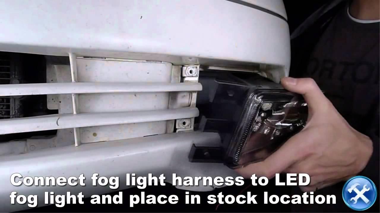 2005 chevy fog light wiring harnes [ 1280 x 720 Pixel ]