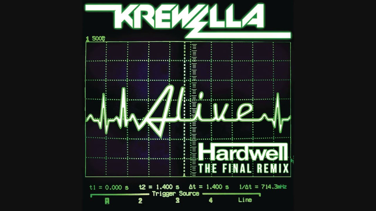 Krewella Alive Hardwell Remix Official Audio HD) - YouTube