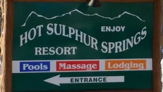 Hot Sulphur Springs, Colorado - Dec 29, 2013