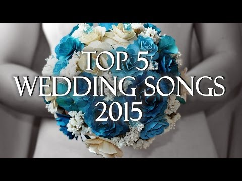 5 most Popular March in Songs for 2015 - Chosen by Love Me Knot ( Singapore Wedding Live Band)