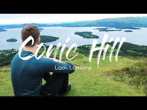 Conic Hill Vlog | Best View of Loch Lomond