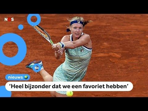 Kan Kiki Bertens Roland Garros winnen?