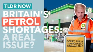 Is Britain Really Running out of Fuel? Is Brexit to Blame for the Petrol Shortage - TLDR News