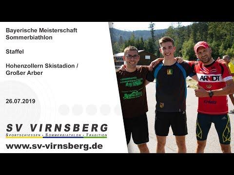 Staffelgold Für Virnsberg Bei Der Bayerischen Meisterschaft