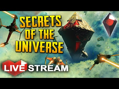 No Man's Sky: Part 3 | Exploring Secrets of the Universe | Gameplay Live Stream