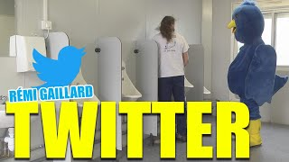 Follow me on Twitter @nqtv (Rémi Gaillard)