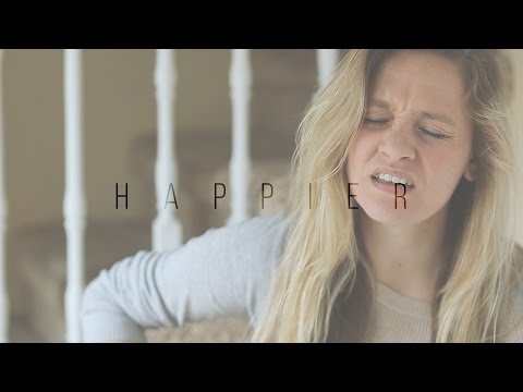 Happier | Ed Sheeran (cover)