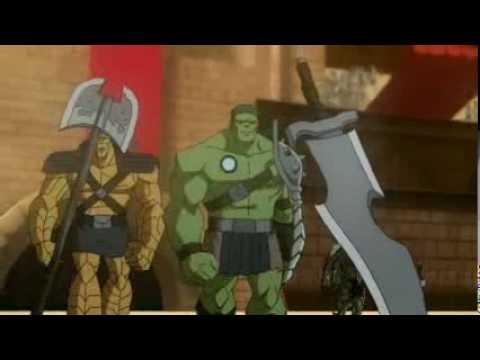 Download Planet Hulk (2010) Trailer