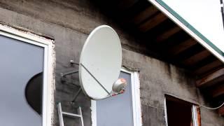 Антенна Yota своими руками из Спутниковой антенны(Антенны Yota из офсетной антенны. Вместо облучателя обыкновенный модем Yota и друшлаг. Аналогично можно делать..., 2013-07-29T18:36:11.000Z)