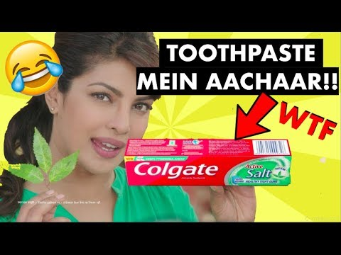 These Indian Ads are so Stupid | Funniest TV Ads Part 2