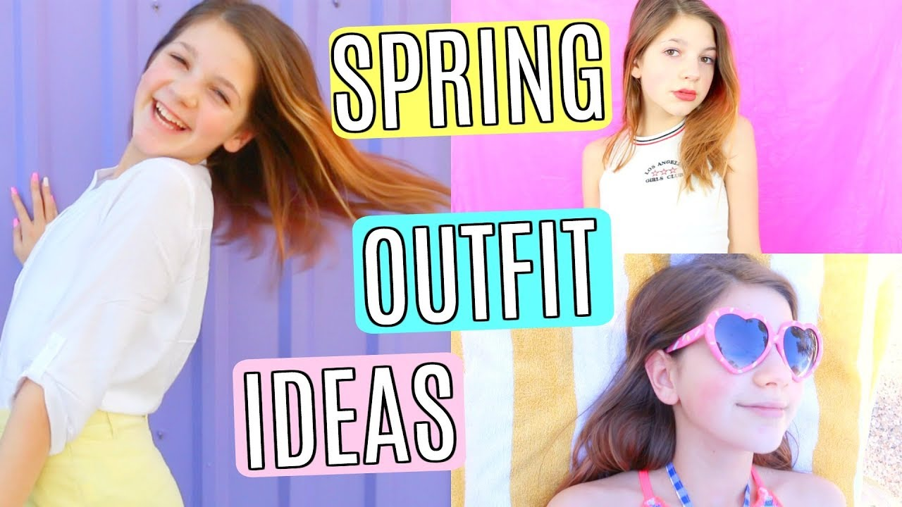 Spring Outfit Ideas Annie Rose 4