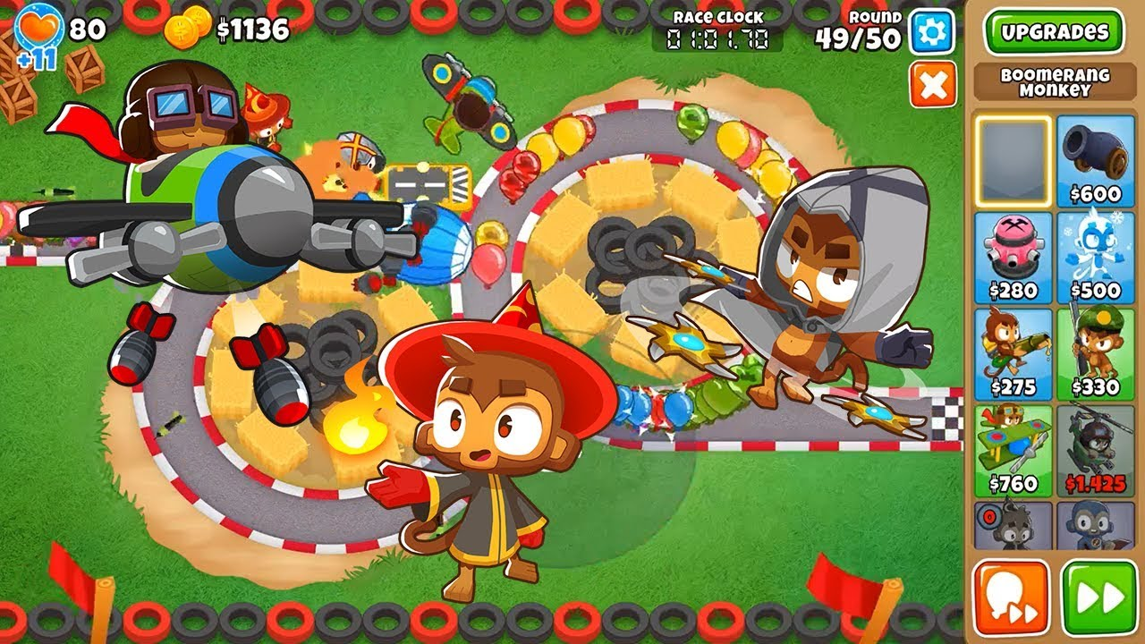 Bloons Td 6 Not Loading