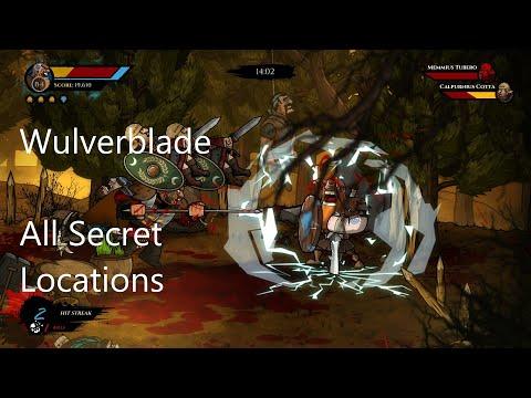 Wulverblade Secret Areas |