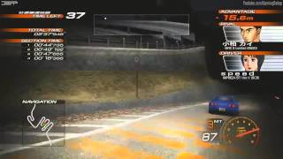 Initial D Extreme Stage: Kai Makes Me RAGE Gameplay PS3