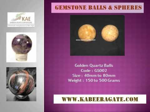 Wholesale Gemstone Spheres Suppliers India | Wholesale Spiritual Products