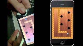 Aslan-Apps Demo video of the iOS template Ball Labyrinth