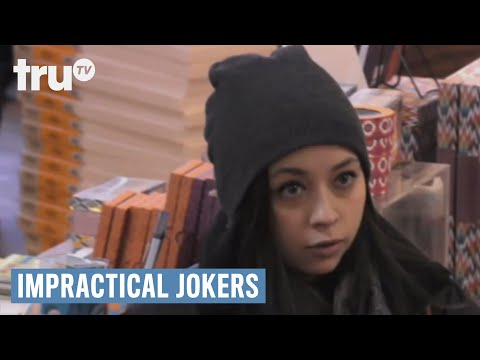 Impractical Jokers - Art Supplies And Adult Language