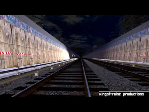 Trainz 12: The Outside World (2016 Edition) Late-Night (A) Shuttle