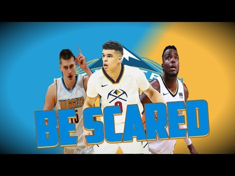 Why the Nba Should be Scared of the Denver Nuggets!!