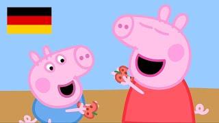 Peppa Wutz | Lebensmittel - Zusammenschnitt | Peppa Pig Wutz | Cartoons für Kinder