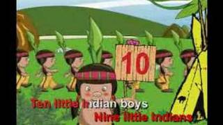 KEMAS:  ten little indian boys