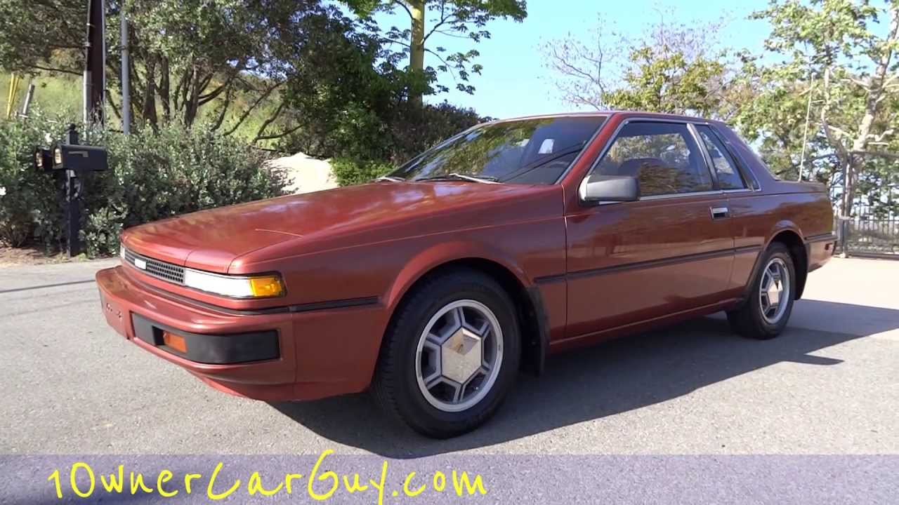 Nissan 200SX Coupe Datsun 200 SX Silva S12 S13 S14a B14 2 ...